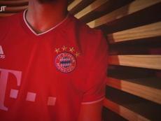 Os bastidores do primeiro dia de Sané como jogador do Bayern. DUGOUT