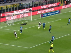 Juventus' last goals scored at San Siro against Inter. DUGOUT
