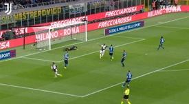Juventus' last goals scored at San Siro against Inter. DUGOUT