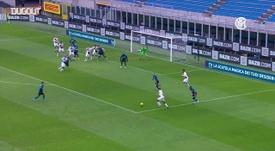 Résumé Inter Milan 6-2 Crotone. dugout