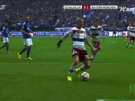 I migliori goal di Lewandowski. Dugout