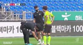 Jeonbuk won 0-2 at Ulsan in the big K-League clash. DUGOUT
