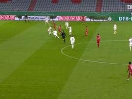 Así fue el estreno como goleador de Choupo-Moting en el Bayern. Dugout
