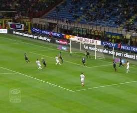 TOP 5 buts Bologne à l'Inter Milan. Dugout