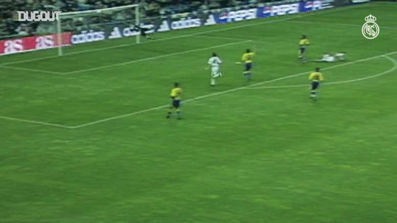 VIDÉO: Le but splendide de Guti contre Villarreal. Dugout