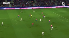 I migliori gol di Benzema in Champions. Dugout