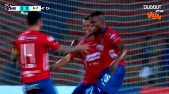 DIM swept aside Atletico Bucaramanga in April 2019. DUGOUT