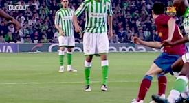 Le migliori giocate di Iniesta. Dugout
