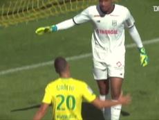 Melhores defesas dos goleiros do Nantes em 2019/20. DUGOUT