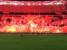 Happy birthday Bursaspor. DUGOUT