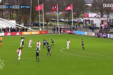 VIDEO: Danilo's best Jong Ajax moments. DUGOUT
