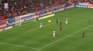 Joe Allen's best goals for the club. DUGOUT