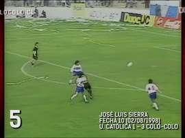Colo-Colo é o maior time chileno em torcida e em títulos, com 32 conquistas nacionais. DUGOUT