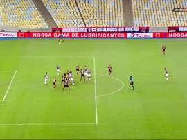 Fluminense se classificou nos pênaltis contra o Flamengo. DUGOUT