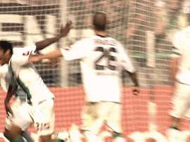 Borussia Mönchengladbach's South American stars. DUGOUT