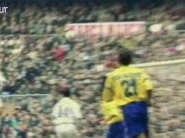 Melhores momentos de Fernando Morientes pelo Real Madrid. DUGOUT