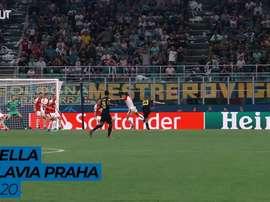 VÍDEO: los goles del Inter en las primeras jornadas de Champions. Dugout