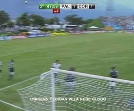 TOP 5 buts Ronaldo avec les Corinthians. dugout