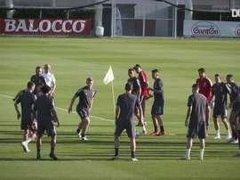 Juventus x Lyon: entrevistas e treinos das equipes antes do duelo decisivo