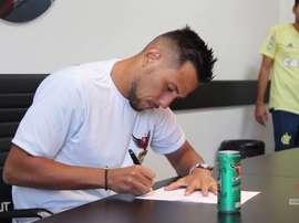 A Diego Alves le va bien en Flamengo. DUGOUT