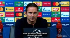 Lampard exalta Ziyech como titular do Chelsea. DUGOUT