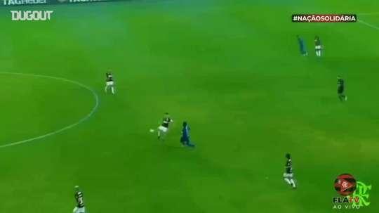 Les meilleurs moments de Diego Ribas à Flamengo. DUGOUT