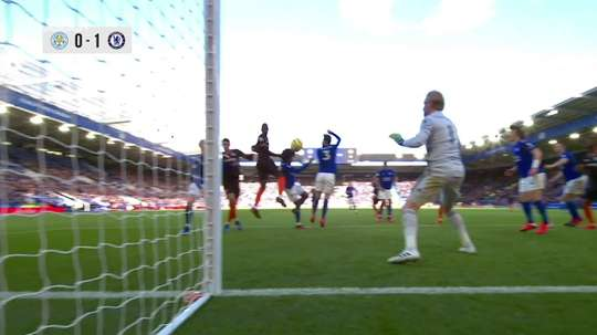 VIDÉO : le nul de Chelsea et Leicester en février 2020. Dugout