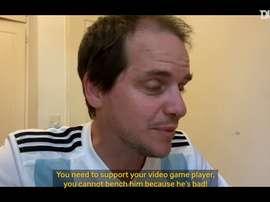 Pedri talked FIFA. DUGOUT