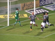 Corinthians won 0-1 at Coritiba in the Brasileirao. DUGOUT