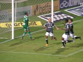 Corinthians won 0-1 at Coritiba in the Brasileirao. DUGOUT
