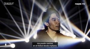 Kagawa fracasó en el Zaragoza. DUGOUT