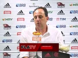 Ceni falou após vitória sobre o Palmeiras. DUGOUT