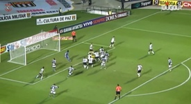 Cassio has made some fabulous saves for Corinthians. DUGOUT