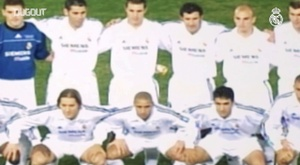 Real Madrid's Intercontinental Cup title vs Olimpia de Asunción. DUGOUT