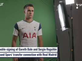 Transfer links between Spurs and Madrid. DUGOUT