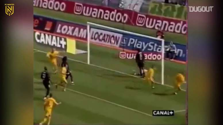 Yepes' best Nantes moments. DUGOUT