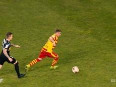 Arvydas Novikovas' best moments in the Ekstraklasa. DUGOUT