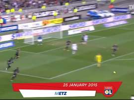 Tolisso scored some excellent goals while at Lyon. DUGOUT