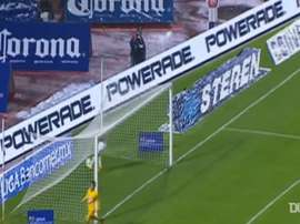 Mendoza scored for América. DUGOUT