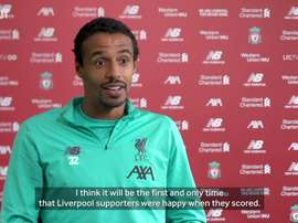 VIDEO: Joel Matip on the moment when Liverpool won the Premier League title. DUGOUT