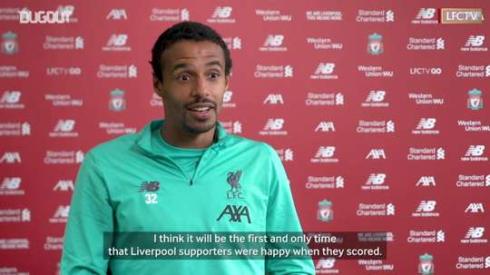 VIDEO: Joel Matip on the moment when Liverpool won the Premier League title. DUGOUT