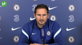Lampard analizó al Leeds de Bielsa. DUGOUT
