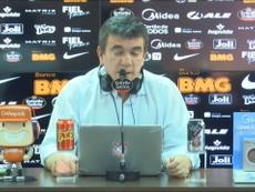 Presidente do Corinthians fala sobre o caso de Jô. DUGOUT