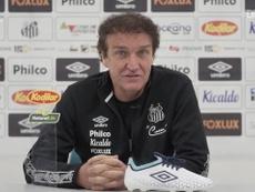 Cuca fala sobre sequência do Peixe na Copa Libertadores. DUGOUT