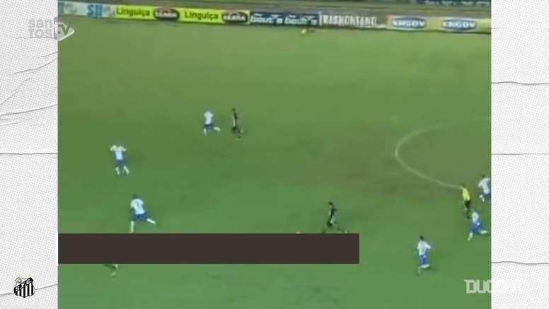 VIDEO: Neymar's top four Santos goals. DUGOUT