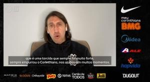 Cássio fala sobre jogo sem torcidas no Brasil. DUGOUT