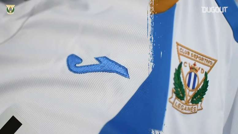 Leganés have launched their new kit. DUGOUT