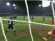 Milik scored a free-kick to help Napoli beat Lazio 2-1. DUGOUT