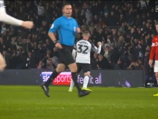 Las virguerías de Rooney con el Derby County. Captura/Footters