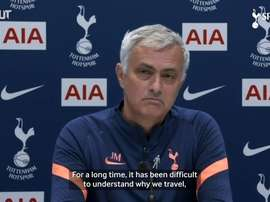 Jose had his say again. DUGOUT